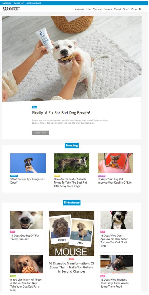 Blogging - E-commerce Store Optimization