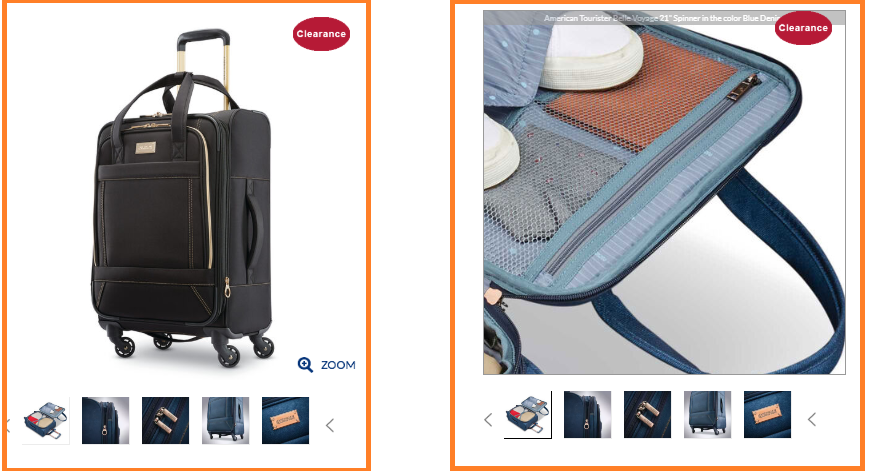 Images - product page optimization